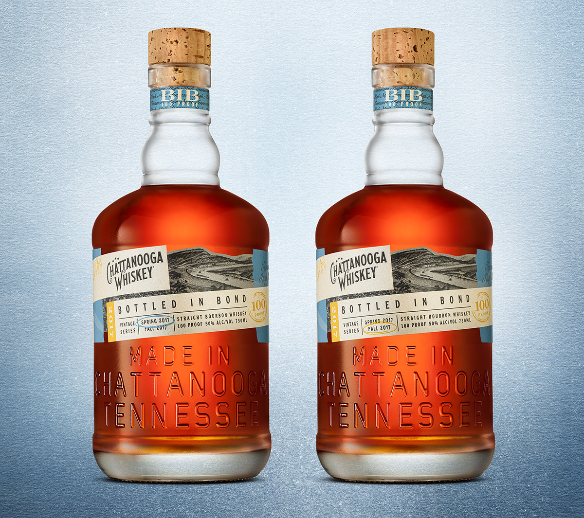 A Bottled in Bond Like No Other