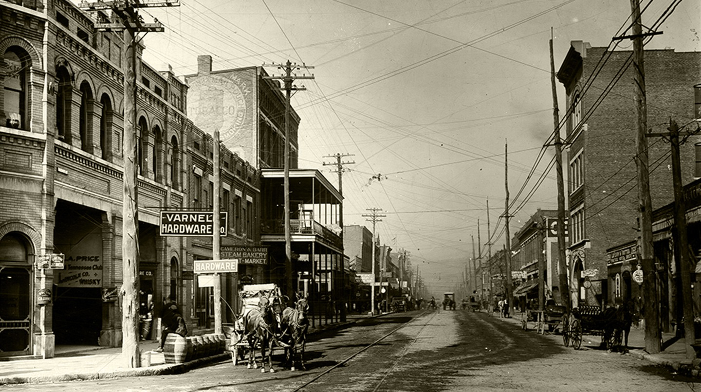 The Chattanooga Whiskey Story